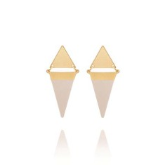 Village Nude Earrings