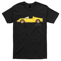Ferrari Dino men's t-shirt