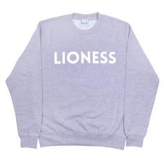 Lioness Unisex Sweatshirt Jumper
