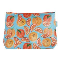 Oranges toiletry bag