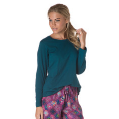 Organic Cotton Top - Teal