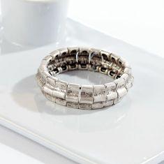 Alana silver bracelet