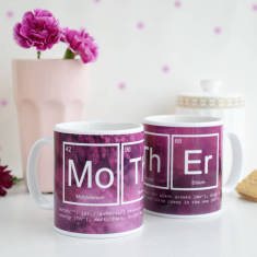 Elements of a mother mug