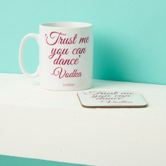 Trust me you can dance mug
