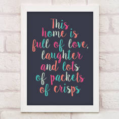 This home is full of... funny print