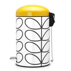 Orla Kiely linear stem bin (various sizes and colours)