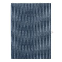 Orla Kiely linear stem tea towel