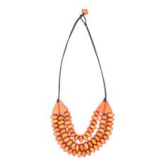 Duck feet necklace