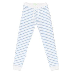 Blue zebra women's sweat pants