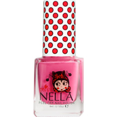 Peel off kids' nail polish in pink a boo (non toxic)