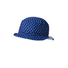 Girls' UPF 50+ bucket hat in kaleidoscope print