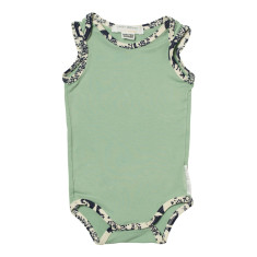 Finland singlet romper - various colours