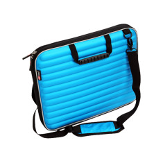 Laptop case in bright blue