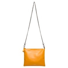 Taken vegan leather clutch bag
