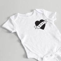 I Heart Naps Baby Grow