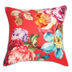 Audrey melon cushion