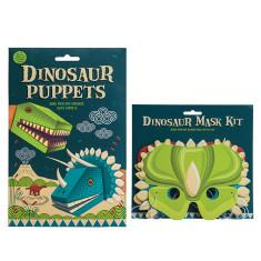 Little Dinosaur Activity Bundle