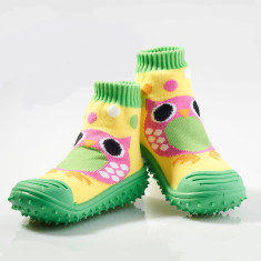 Owlie non-slip socks