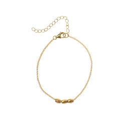 Penelope bracelet in yellow gold