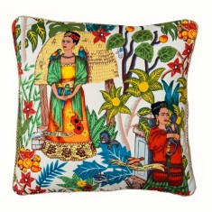 Frida garden tea cushion (Various Sizes)