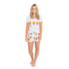 Midnight Munchies: Bubble-o-Bill Pyjama Shorts Set