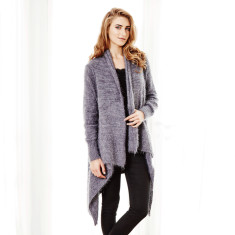 Keira cardigan in charcoal