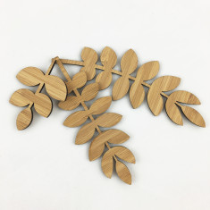 Set of 3 bamboo branches