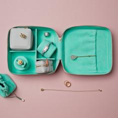 Elizabeth Leather Jewellery Storage Gift Set
