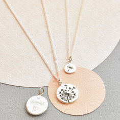 A Wish For You And Me Necklace Set