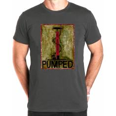 Men's pumped t-shirt