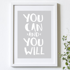You can and you will print