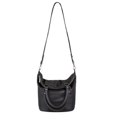 Some secret place leather handbag in black