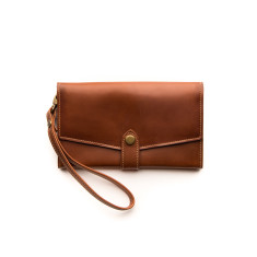 Sophie Classic Collection wallet in maple
