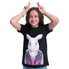 Rabbit kid's tee