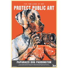 Protect Public Art Limited Edition Poster Print