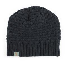 Woven wool beanie