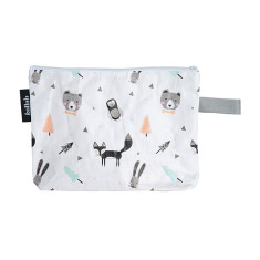 Clutch in Love Mae Fox and Friends print