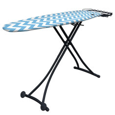 Ebony ironing board