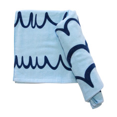 Finnie Kids beach towel with pockets