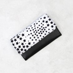 Xlarge Foldover Wallet In Stars