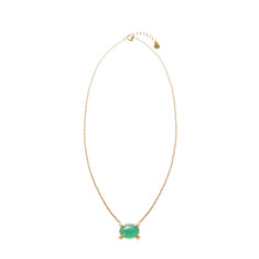 Green onyx Sira necklace
