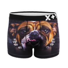 Men's bull dawg trunk