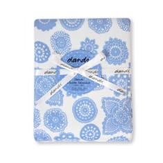 Oilcloth tablecloth - Doilie Wisteria