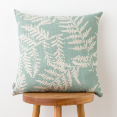 Bracken & Kookaburra cushion cover