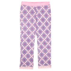 Pink muse PJ pants
