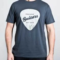 Pacific Guitars organic cotton men's tee
