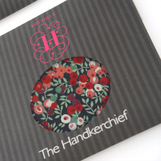 Wiltshire by Liberty hankie (set of 2)