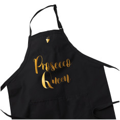 Wine Lover Apron - Prosecco Queen