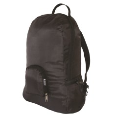 Black PAKitToMe backpack