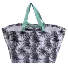 Large Neverful palms bag